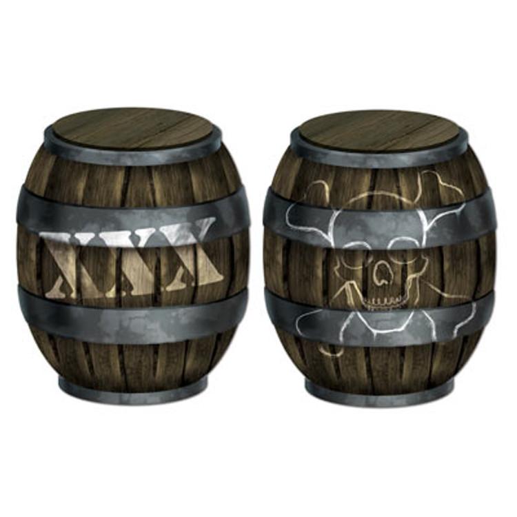 Pirate Powder Keg