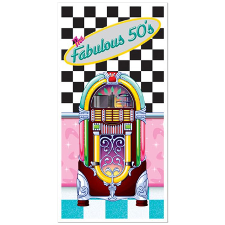 Rock & Roll Fab 50 Door Cover