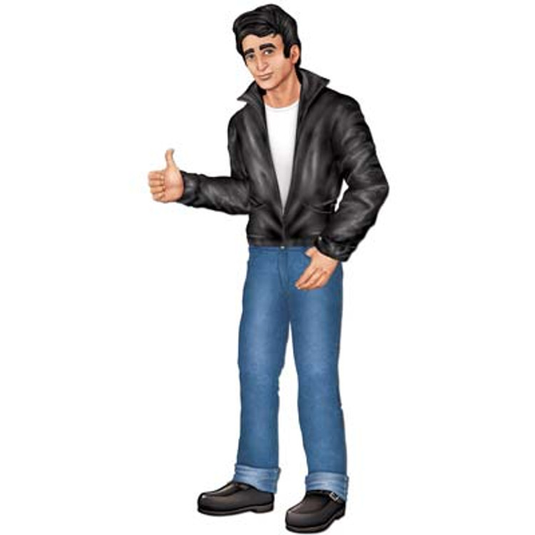 Rock & Roll Greaser Jointed