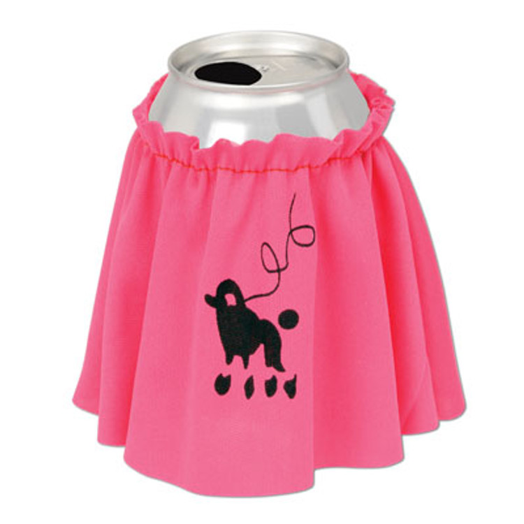 Rock & Roll Poodle Drink Skirts