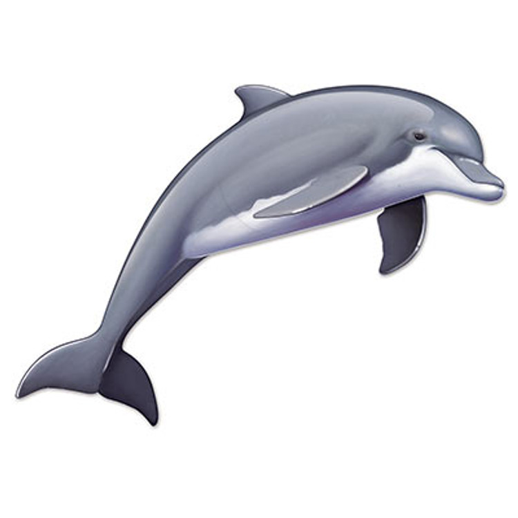 Dolphin Jointed Cutout