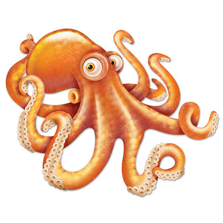 Octopus Jointed Cutout