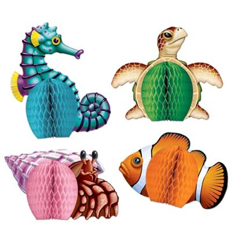 Sea Creature Playmates