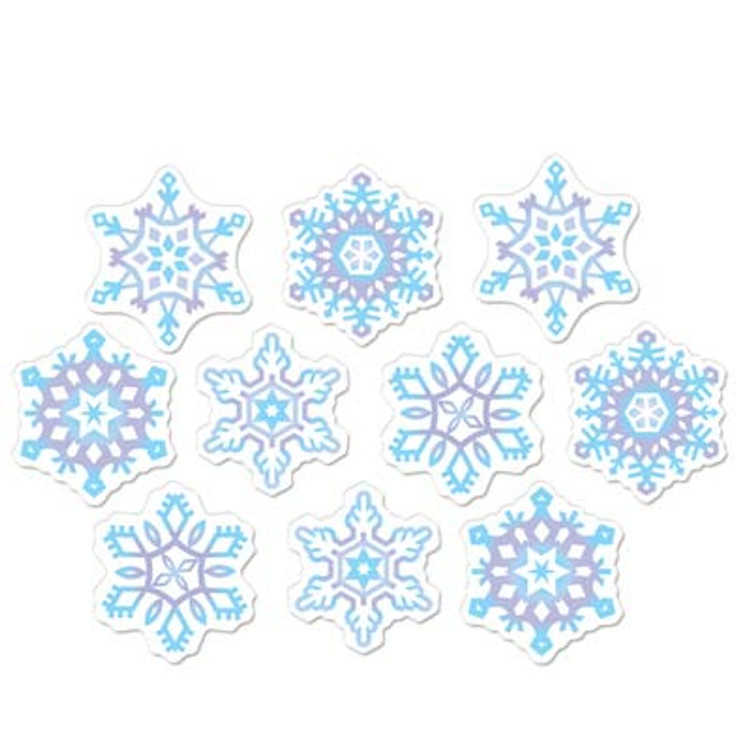Snowflake Cutouts Mini