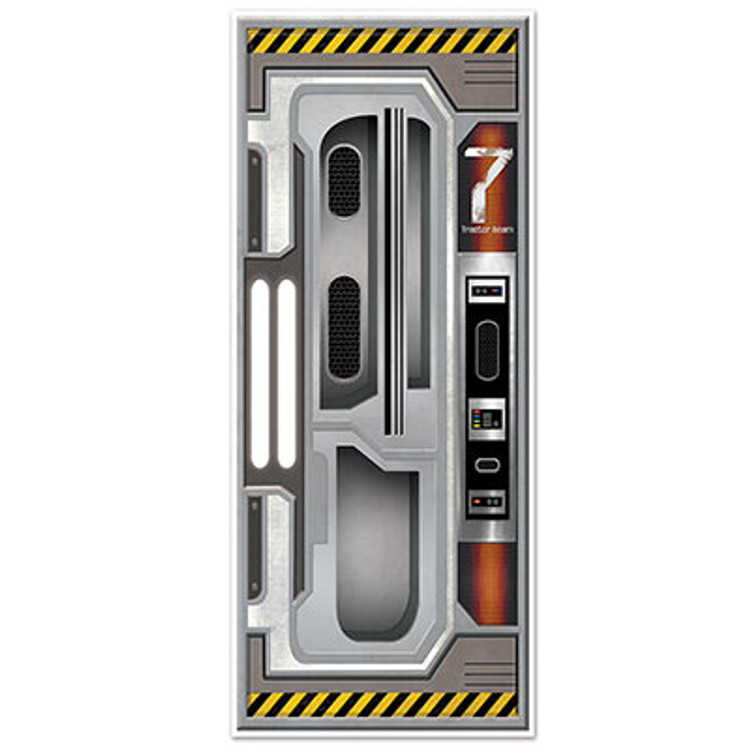 Spaceship Door Cover