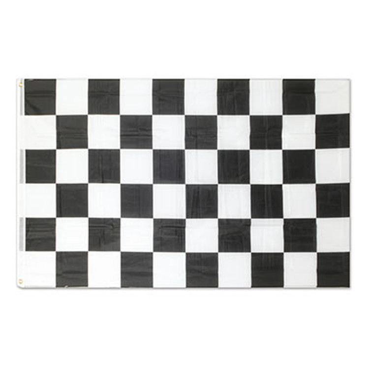 Checkered Flag Fabric