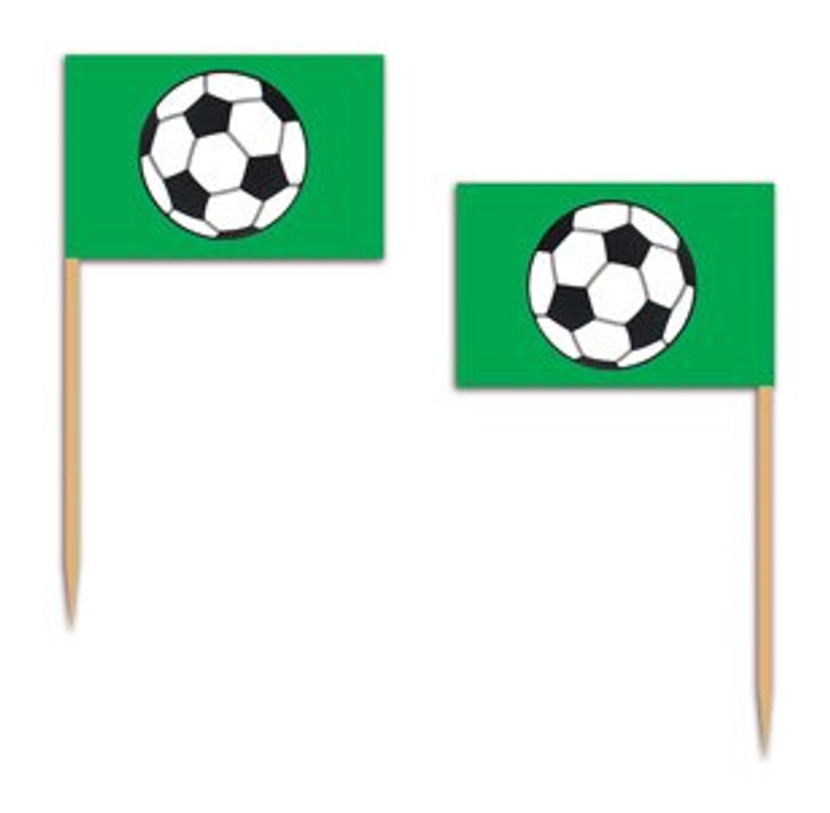 Soccer Ball ToothPicks