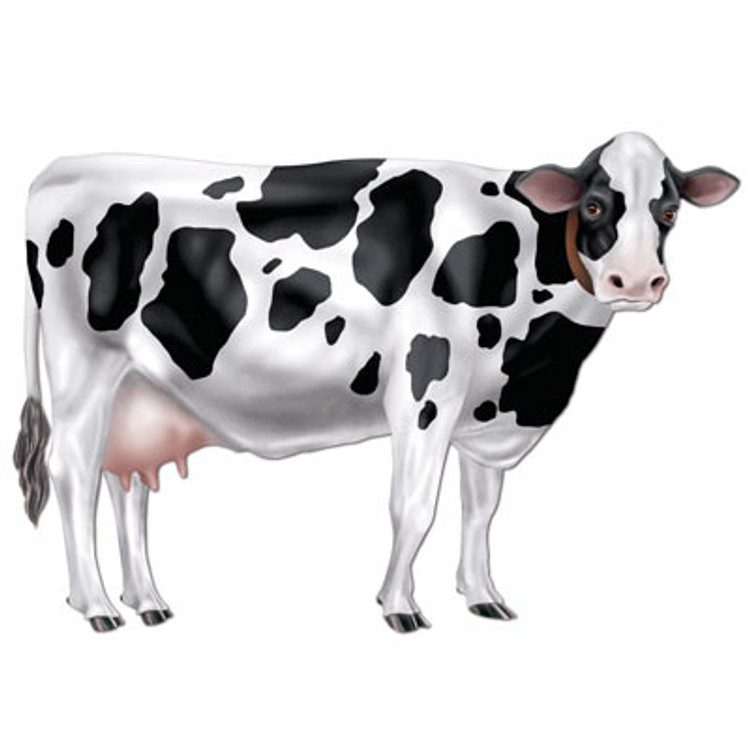 Cow Jointed Cutout