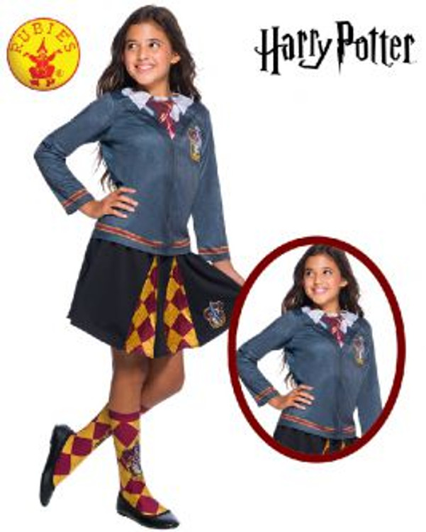 Harry Potter Gryffindor Child Top