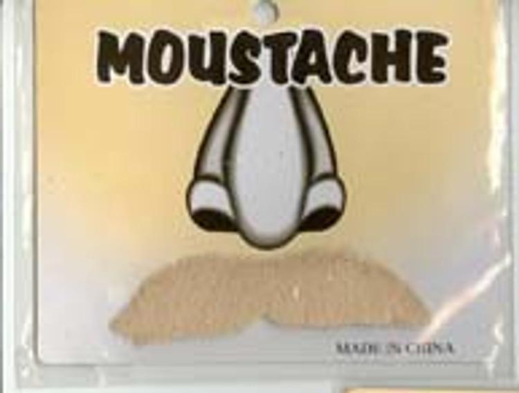 Moustache Blonde