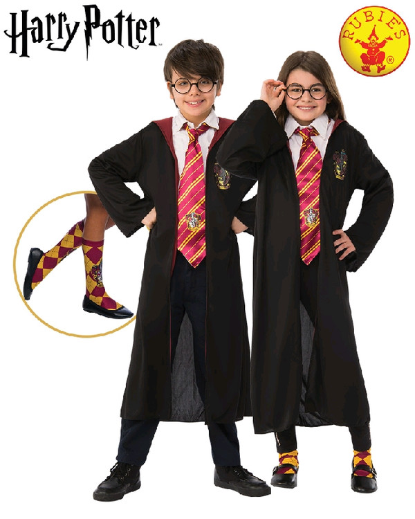 Harry Potter Gryffindor Set Child Costume