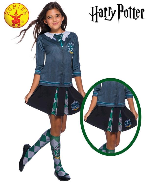 Harry Potter Slytherin Child Skirt