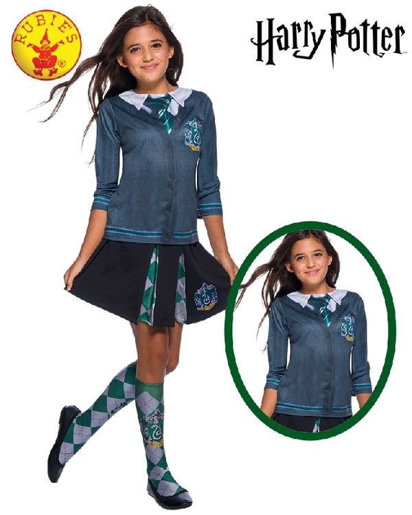 Harry Potter Slytherin Child Top
