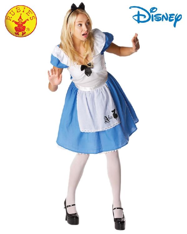 Alice in Wonderland  Classic Womens Costume
