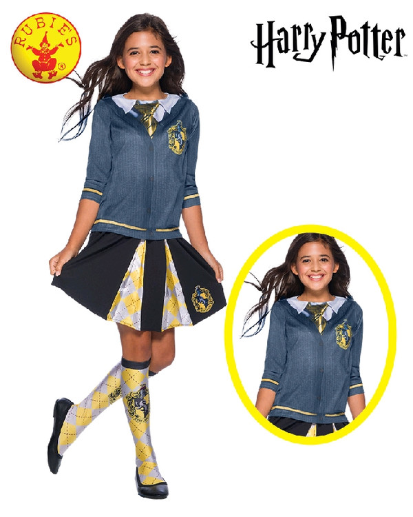 Harry Potter Hufflepuff Child Top