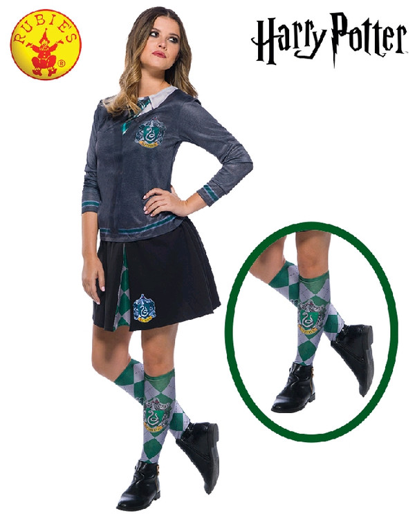 Harry Potter Slytherin Child Socks