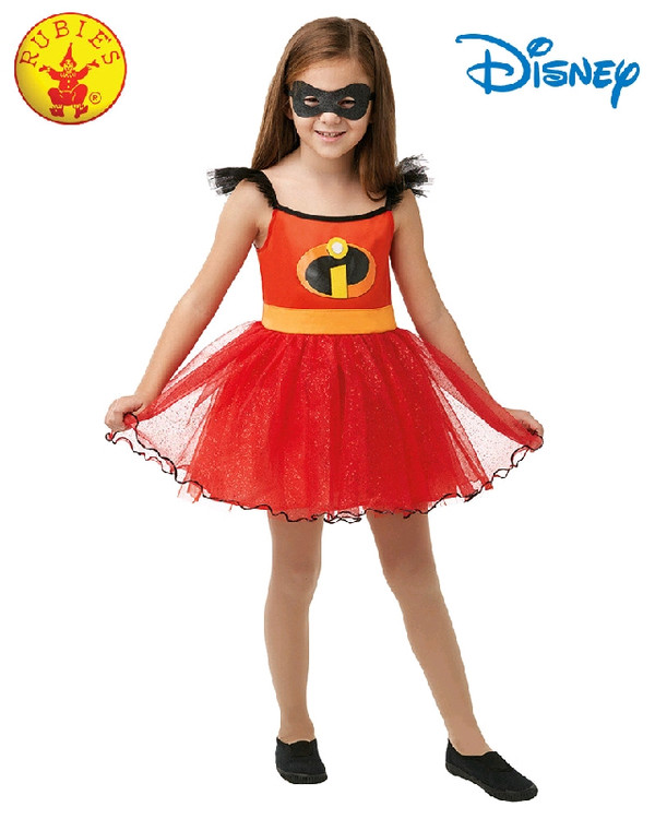 The Incredibles  2 Tutu Girls Costume