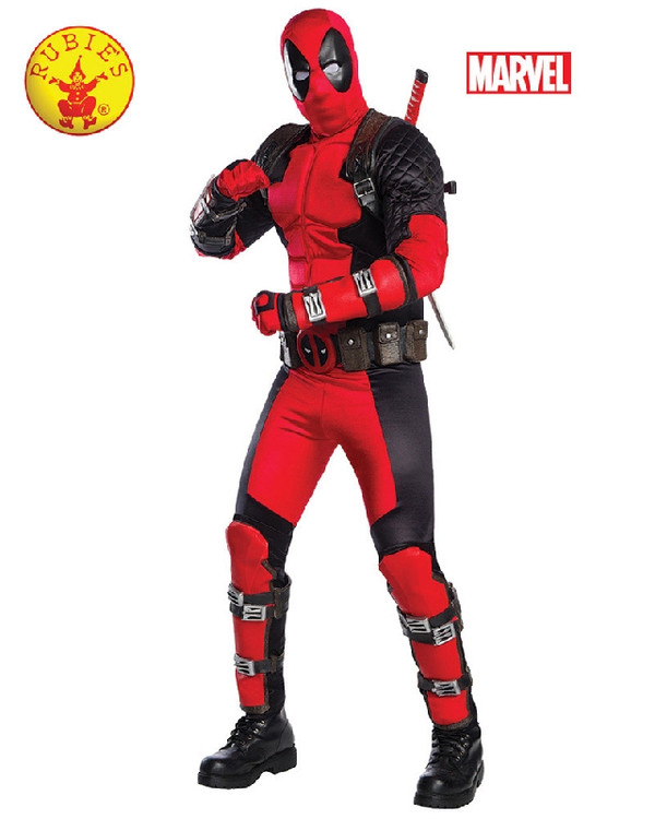 Deadpool Collectors Edition Costume