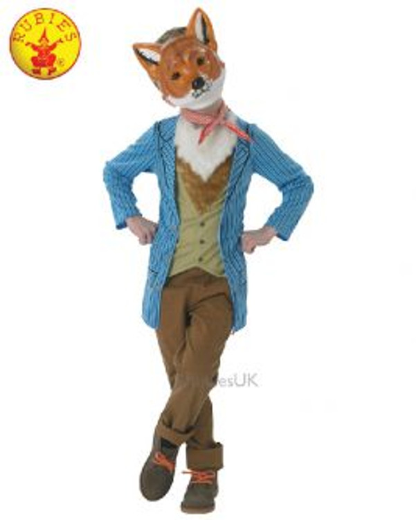 Mr Fox Tween Animal Costume
