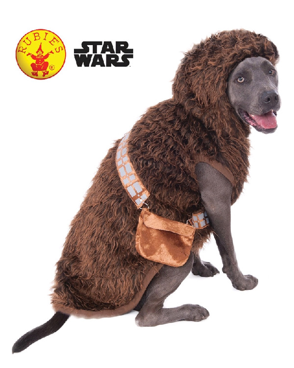 Star Wars - Chewbacca Big Dog Pet Costume