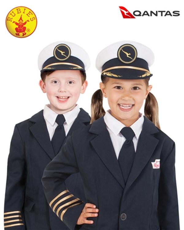 Qantas Pilot Kids Hat