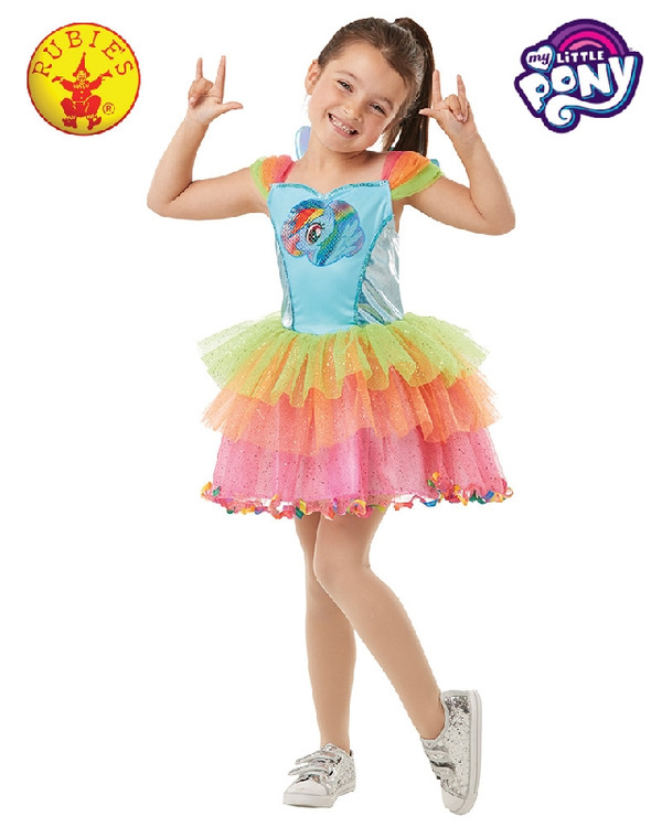 My Little Pony Rainbow Dash Premium Girls Costume
