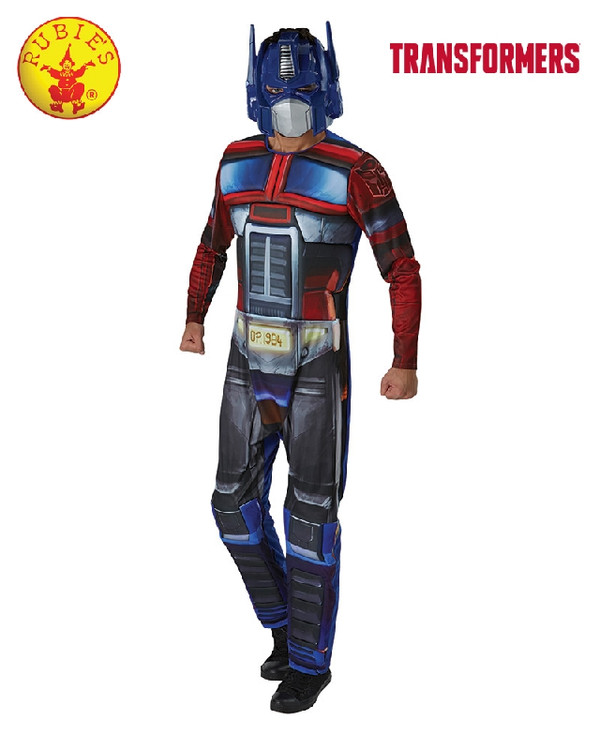 Transformers Optimus Prime Adult Costume