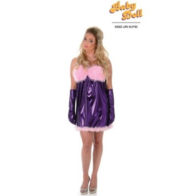 Austin Powers Baby Doll Adult Costume