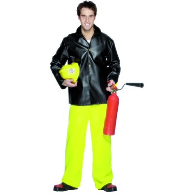 Fireman Mens Costume