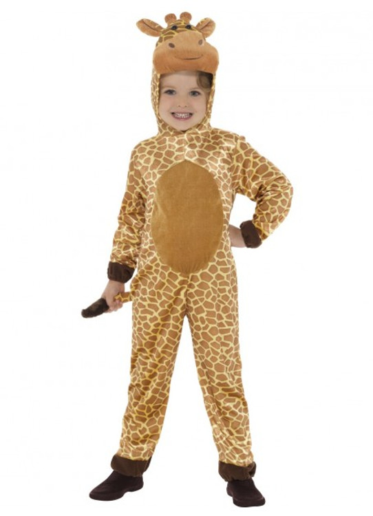 Giraffe Child Animal Costume