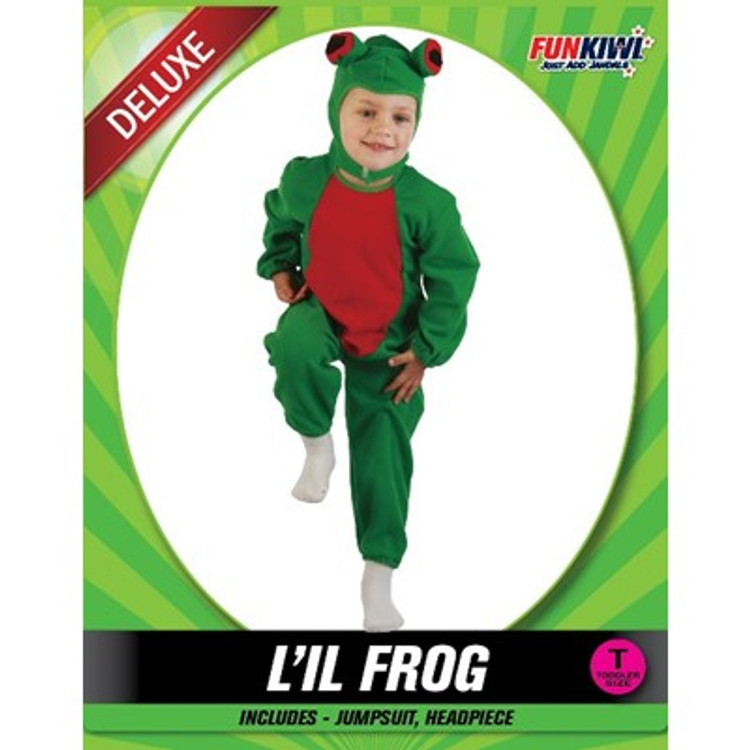 Frog Toddler Costume