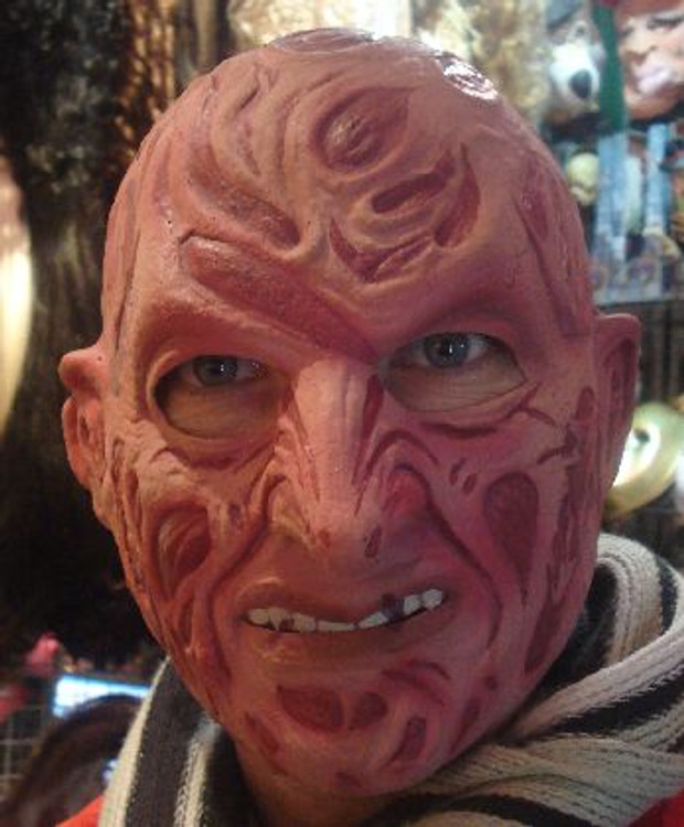 Freddy Krueger Fright Mask