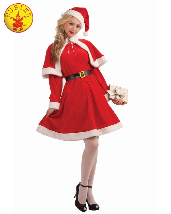 Christmas - Miss Christmas Classic Womens Costume