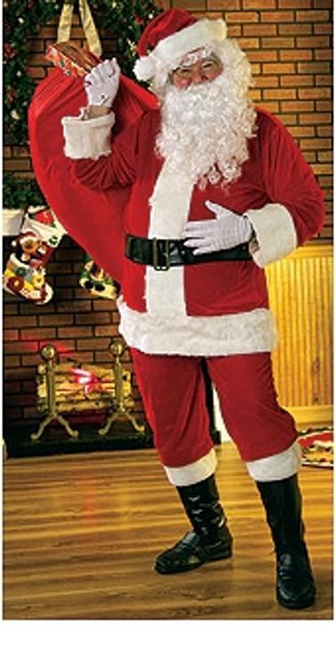 Santa Velour Suit