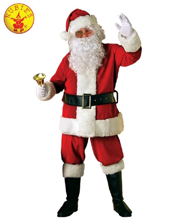 Santa Premium Kit Santa Suit