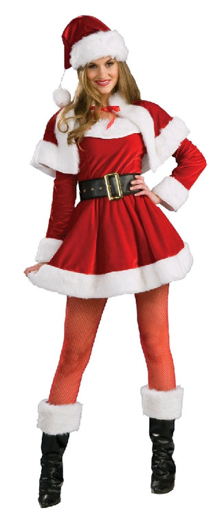 Santa's Helper Womens Costume