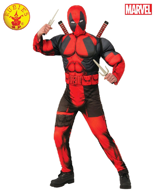 Deadpool Teen Costume