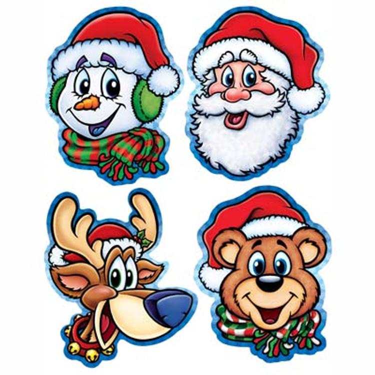 Christmas Companion Cutouts