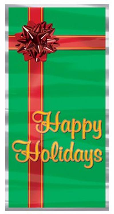 Door Cover Happy Holidays