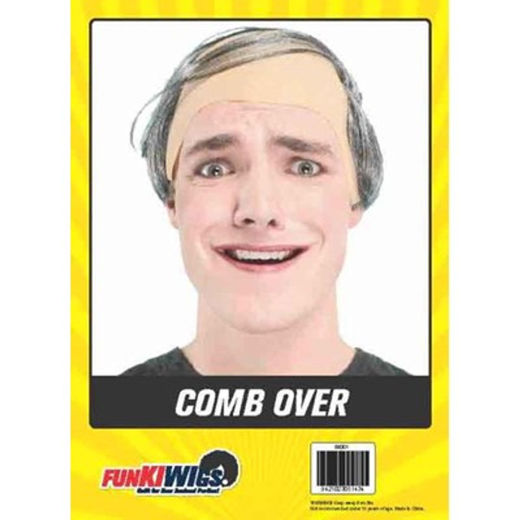 Comb Over Wig