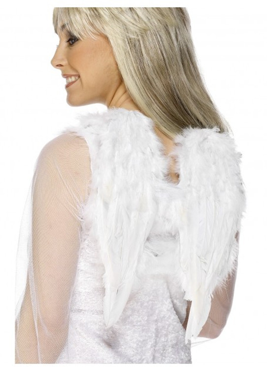 Angels Wings - Small White