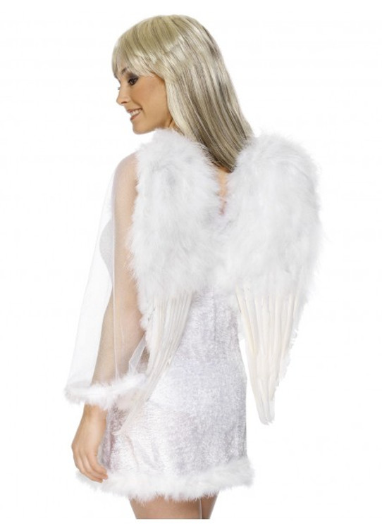 Angels Wings - Large White