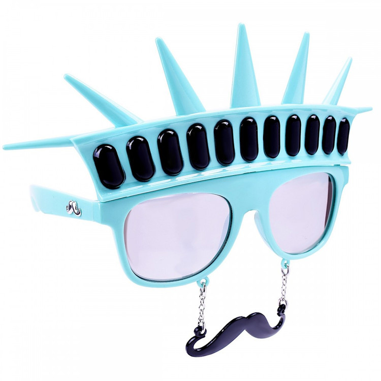 Statue of Liberty SunStaches