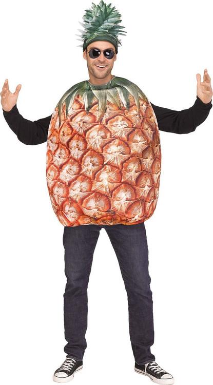 Pineapple Adult Costume
