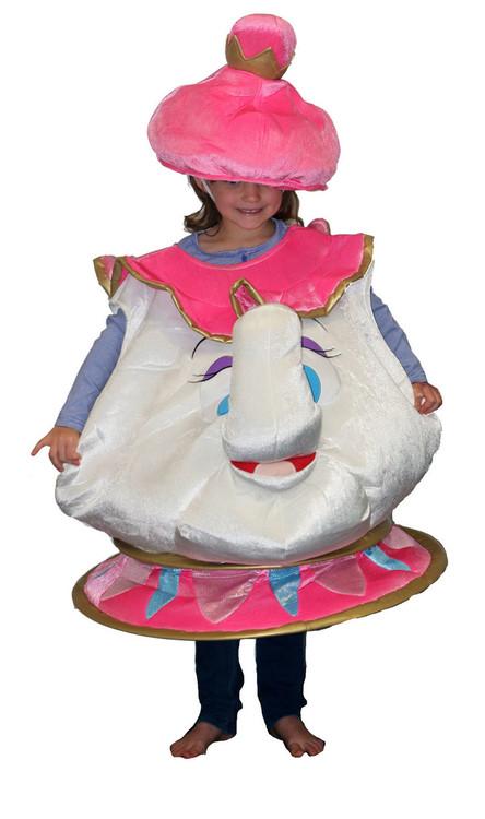 Tea Pot Girls Costume