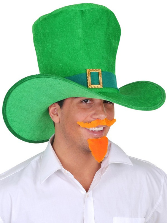 St Patrick's Day Jumbo Tall Hat