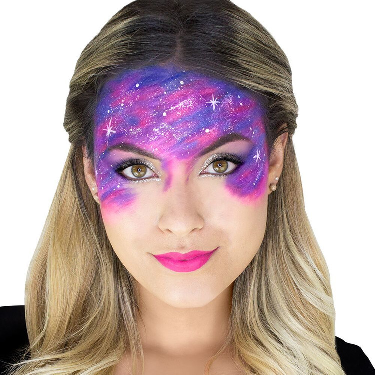 Make Up - Mermaid Stencil Kit