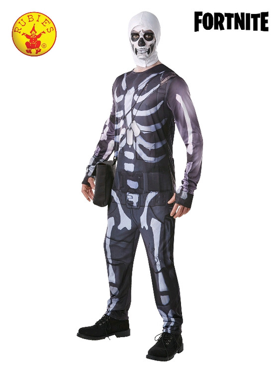Fortnite - Skull Trooper Adult Costume