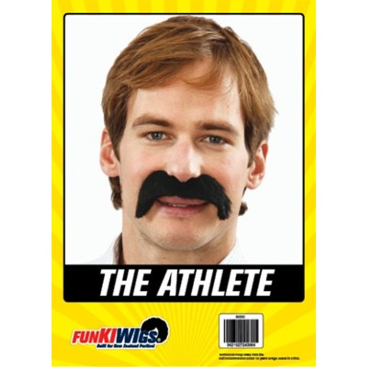 Moustache - The Athlete