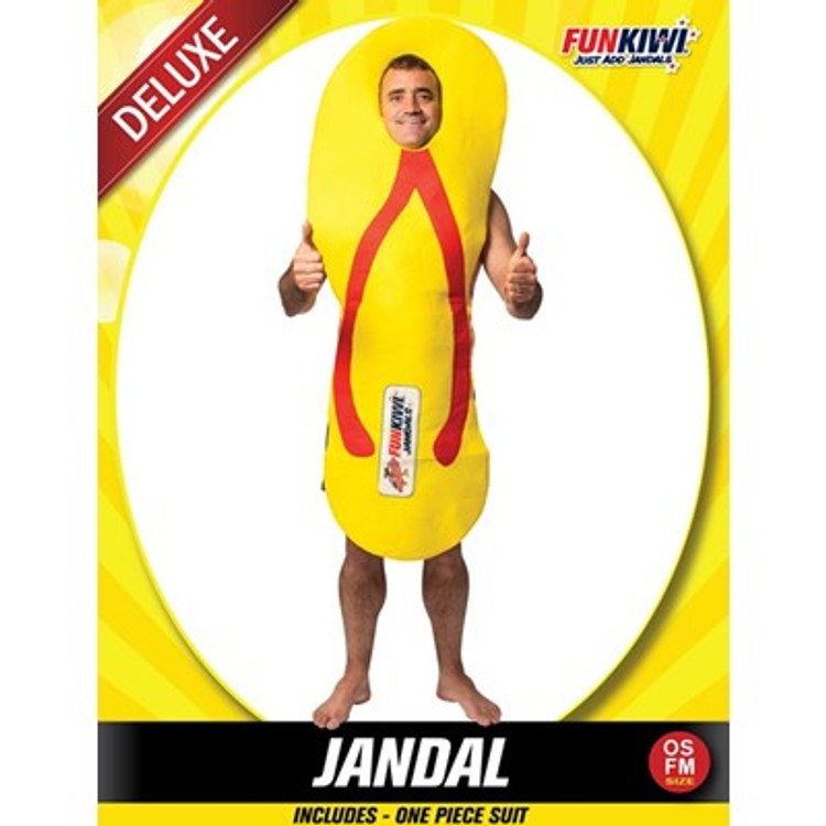 Jandal or Thong Adult Costume